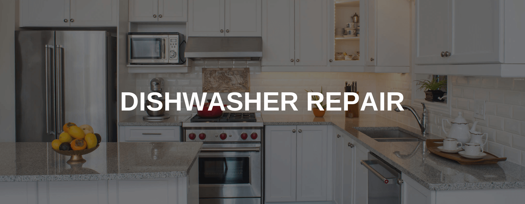 dishwasher repair jackson